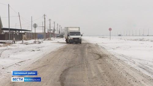 Улучшение дорожной инфраструктуры в селе Троицкое продолжается