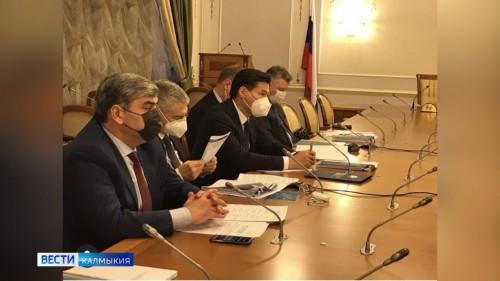 Глава региона принял участие в заседании президиума Правительственной комиссии по региональному развитию
