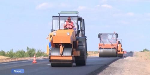 В этом году в Калмыкии объем дорожных работ увеличится почти вдвое