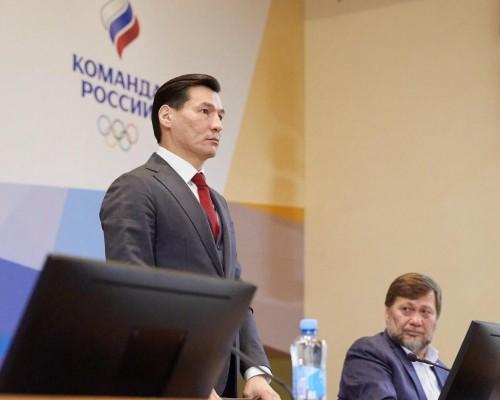 Глава Калмыкии Бату Хасиков был избран Президентом Федерации кикбоксинга России