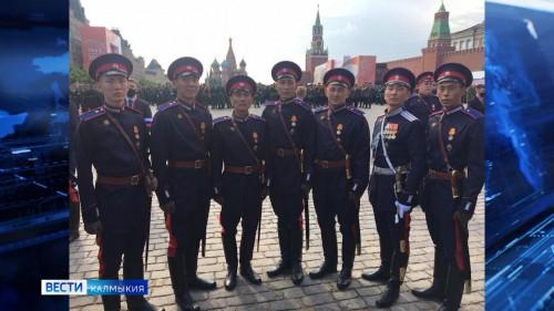 Калмыцкие казаки примут участие в параде 9 мая