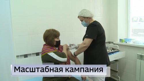 Вакцинация – действенный и оперативный метод защитить организм от последствий коронавируса
