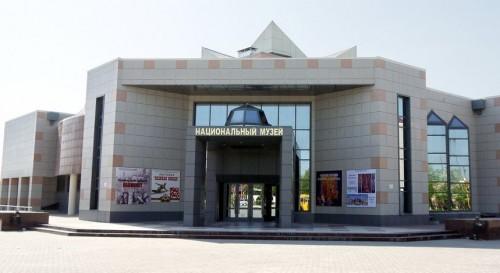 Национальный музей имени Пальмова празднует 100-летие
