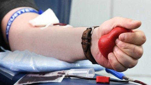 20 апреля - Национальный день донора в России