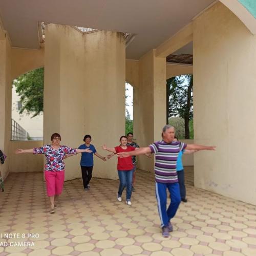 Какие танцы считаются лучшими для граждан пожилого возраста?