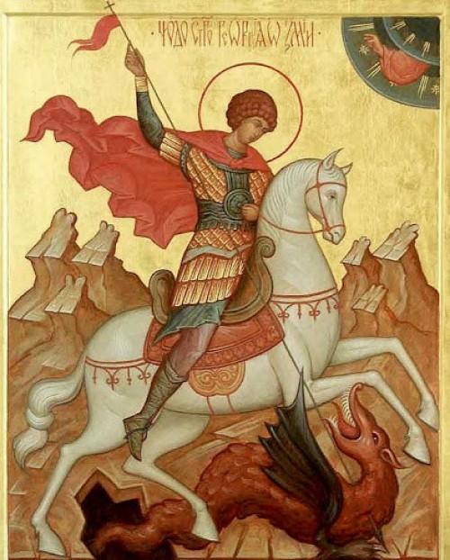 Сегодня православные христиане вспоминают Великомученика Георгия
