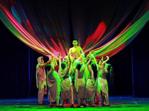 Сегодня на сцене Национального театра в честь Дня рождения Будды Шакьямуни – музыкальная поэма «Я-Будда»