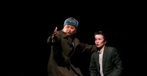 Труппа Национального театра имени Басангова готовится к выступлению в Карелии