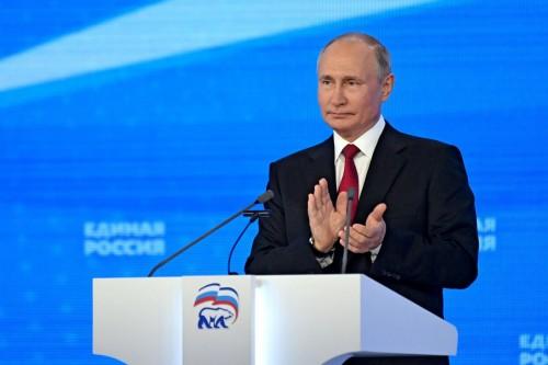 Президент страны предложил «пятерку» лидеров федерального списка «Единой России» на выборах в Госдуму