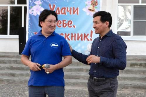 В Калмыкии продолжается работа по развитию сферы здравоохранения