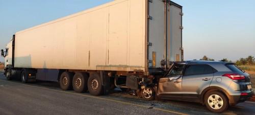 Один человек погиб и еще 11 получили травмы в девяти дорожно-транспортных происшествиях за неделю