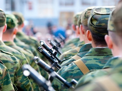 Призывники Калмыкии исправно пополняют ряды Российской Армии