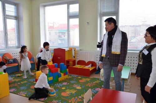 Калмыкия вошла в 37 регионов России, где обеспечена стопроцентная доступность детских садов