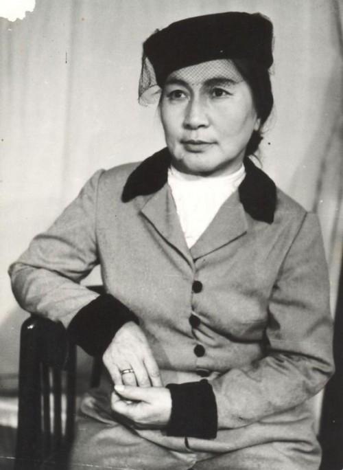 Ушла из жизни Народная артистка Калмыкии Нина Петровна Баденова