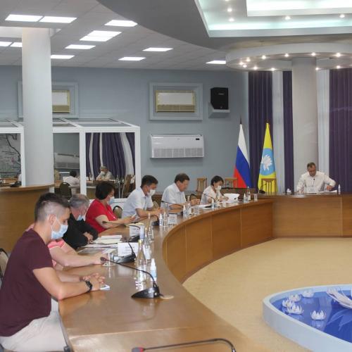 Госпиталь ветеранов войн с Центром гериатрии и реабилитации будет построен в Калмыкии