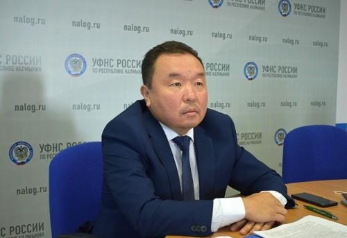 Вячеслав Лариев  назначен руководителем Управления федеральной налоговой службы по РК
