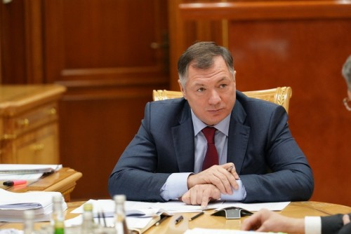 Куратором субъектов ЮФО стал Марат Хуснуллин