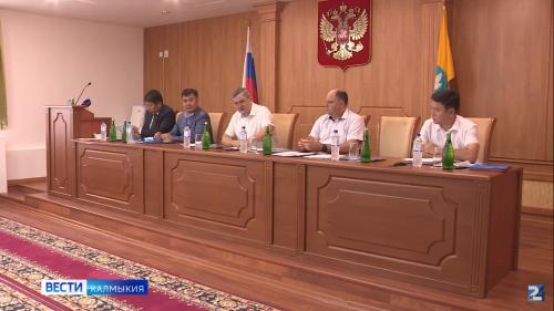 Итоги работы за первое полугодие сегодня подвели в Верховном суде Калмыкии
