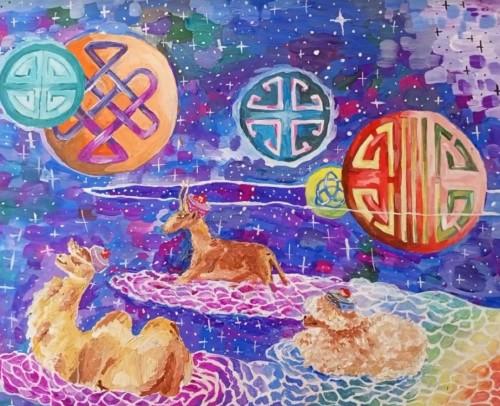 Степной фестиваль искусства и спорта «Кони ветра» впервые пройдёт в августе в Элисте