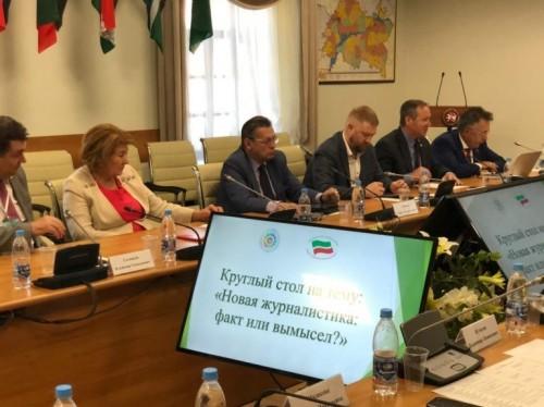 Рифат Сабитов призвал не путать блогеров с профессиональными журналистами