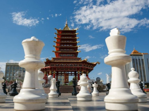 Сегодня – международный день шахмат