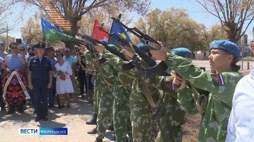 Воздушно-десантные войска отметили 91-ю годовщину