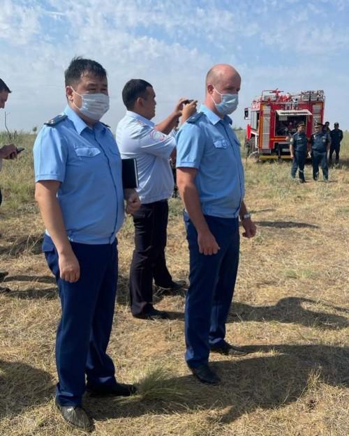 Прокуратура Республики Калмыкия организовала проверку в связи с ДТП со смертельным исходом