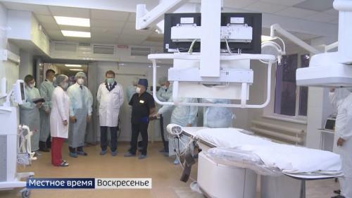 Рабочая поездка Министра здравоохранения России Михаила Мурашко в Калмыкию завершилась накануне