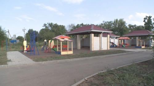 Маленьких жителей села Эсто-Алтай ждет открытие нового детского сада