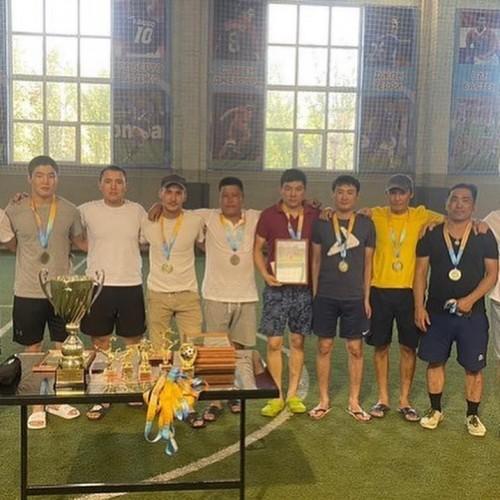 В Элисте состоялся турнир, посвящённый объединению и дружбе молодёжи Яшкульского района