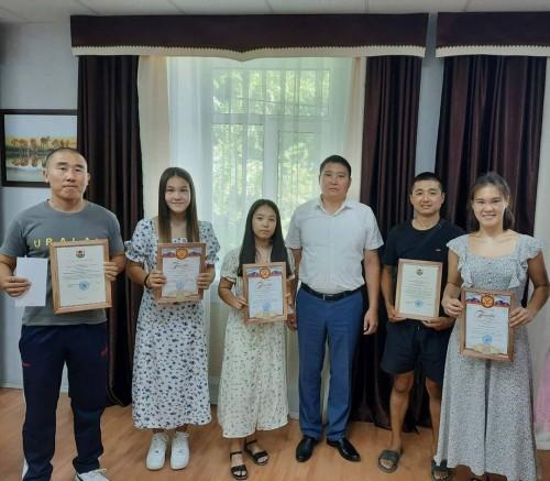 Калмыцкие грэпплингистки – победители Первенства России