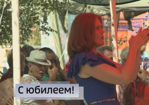 Сельхозкооператив Буругшун Яшалтинского района отметил полувековой юбилей