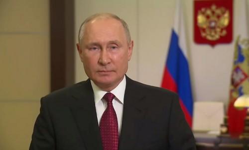 Владимир Путин выступил с обращением к гражданам страны в преддверии выборов депутатов Государственной думы