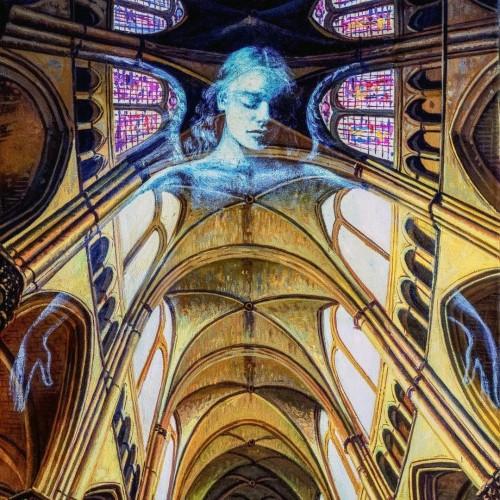 Сегодня в Национальном музее имени Пальмова состоится открытие выставки «Ожившие полотна»
