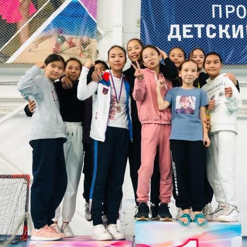 Тхэквондистки из Калмыкии – победители межрегионального турнира
