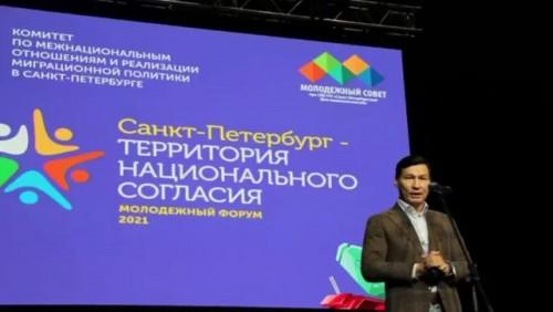 Глава Калмыкии Бату Хасиков: «Продолжаем работу по созданию дорожной карты по Взаимодействию с Петербургом»