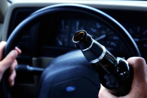 24 нетрезвых водителя отстранены от управления автомобилем, двое из них - уже лишены прав