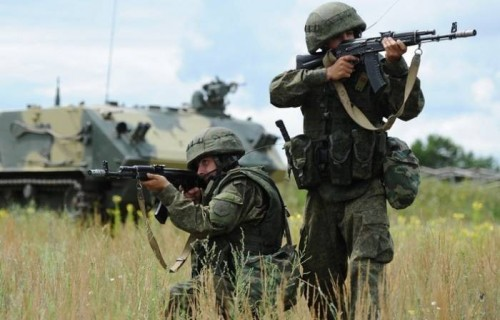 Сегодня в России День сухопутных войск