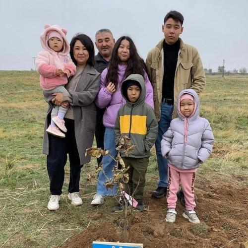 В Калмыкии появится «Аллея счастливых семей»