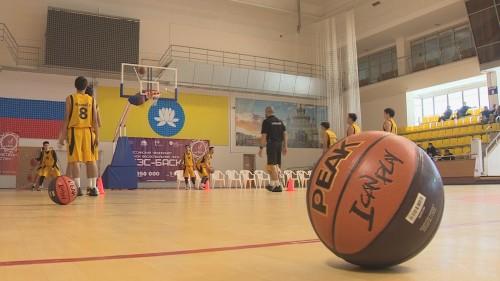 Баскетбол набирает популярность в Калмыкии