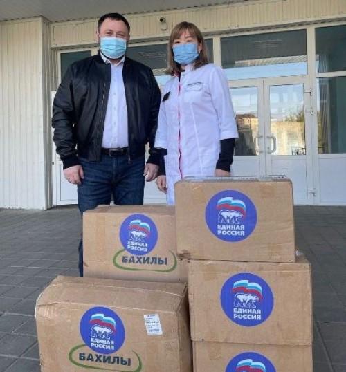 Сергей Сухинин: «Мы все стараемся помочь пережить пандемию коронавируса с минимальными последствиями»