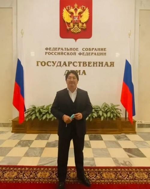 Государственная Дума восьмого созыва собралась на первое пленарное заседание