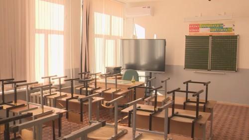 Сегодня последний день учебы у школьников Калмыкии
