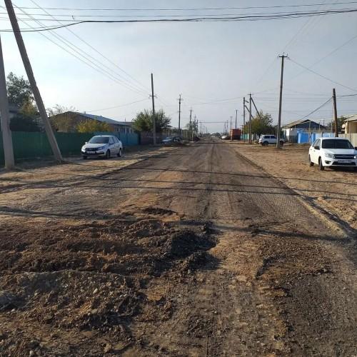 Активным ходом идет ремонт магистралей Октябрьского района
