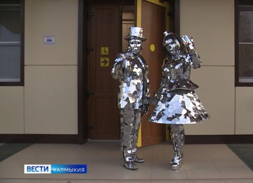 Республиканский русский театр открыл свои двери после капитального ремонта