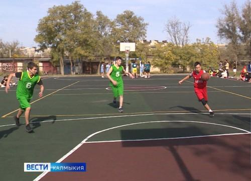 Калмыкия примет участие в Чемпионате школьной лиги «КЭС-БАСКЕТ»
