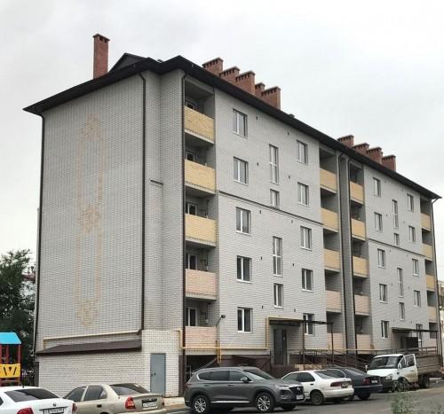 Многоквартирный дом по улице Ленина/321 исключен из реестра проблемных объектов и введен в эксплуатацию