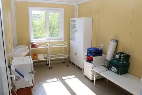 Фельдшерско-акушерские пункты в помощь сельской медицине