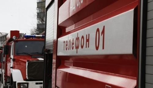 В посёлке Южный Ики-Бурульского района открыли пожарно-спасательный пост