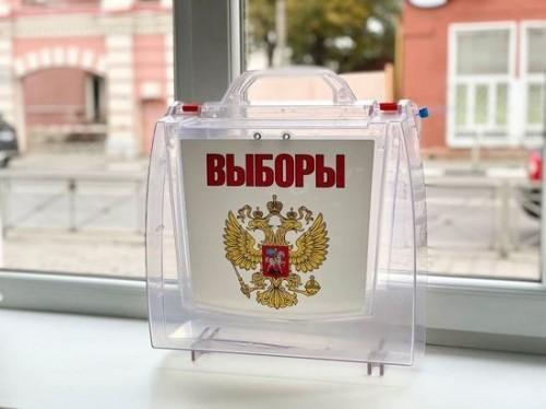 Возможностью проголосовать на дому воспользовались некоторые жители Калмыкии